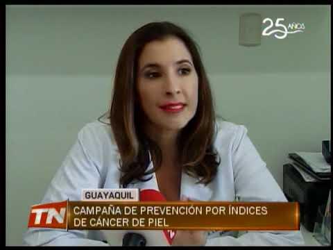 Campaña de prevención por índices de cáncer de piel