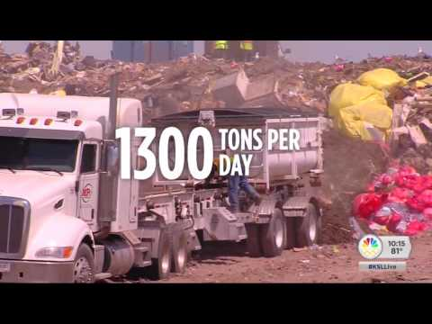 'Garbage juice' and what the Salt Lake County Landfill is doing about it