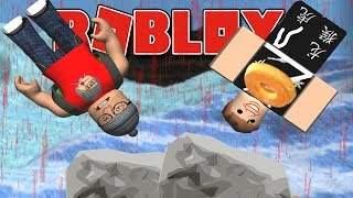 BREAKING BONES WITH SUPER GRAVITY-Roblox Broken Bones IV