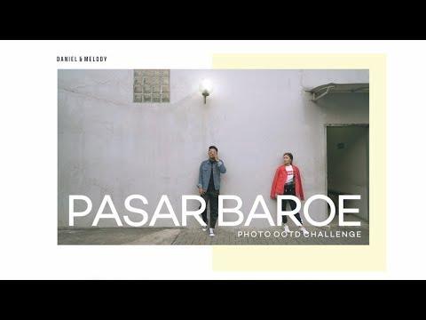 Challenge foto ootd di Pasar Baroe!