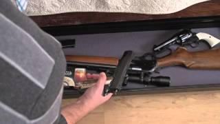 Under Bed Security System