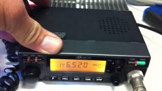 ADI AR-147 two meter fm mobile radio repair