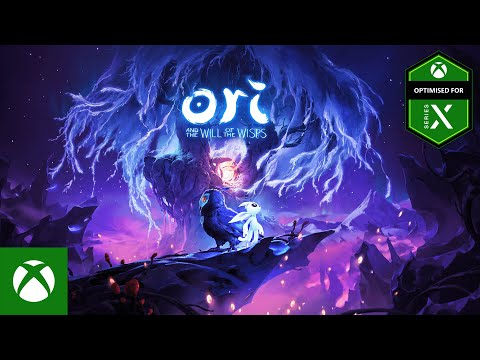 Ori and the Will of the Wisps - Optimized for Xbox Series X Announce