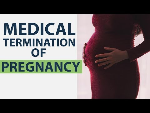 Medical termination of pregnancy act 1971 & Amendment bill 2014 - Explained in HINDI