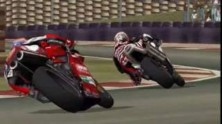 "Superbike 2001 (PC) ""Danger Zone"""