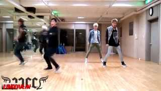 JJCC (제이제이씨씨) - Bing Bing Bing (One Way) Dance Practice Mirrored