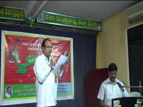 dhanamera annitiki moolam @ ghantasala swaramadhuri sung by Akundi Rama Prasad