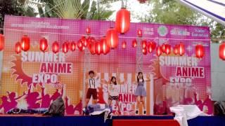 【虹☆Tokyo LOVE】【26.04.2014】おんなじキモチ Onnaji Kimochi 踊ってみた。Tokyo Girls