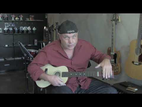 First Act FG 1105 Acoustic Guitar Demo, Stop Laughing!