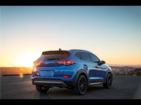 Hyundai Tucson Night edition Official Review Video - Photo - Pics - Images - First Drive - Exclusive
