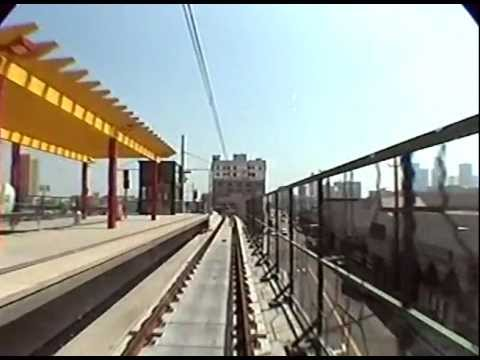 Metro Gold Line - From Pasadena to Los Angeles (23 July 2003) by Salaam Allah