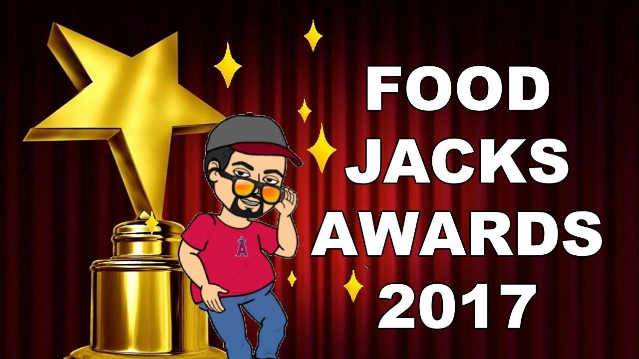 2017 food jacks awards youtube for Cuisine 2017 restaurant awards