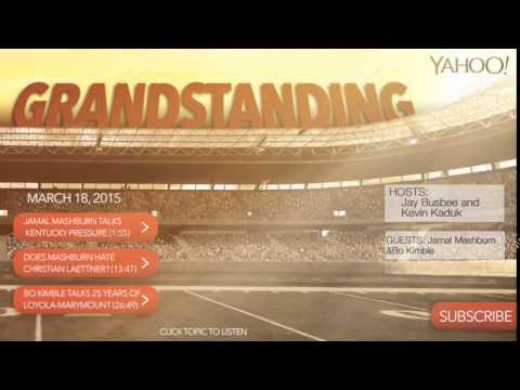 Grandstanding: Jamal Mashburn and Bo Kimble