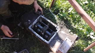 видео Ремонт коробки передач ваз 2106