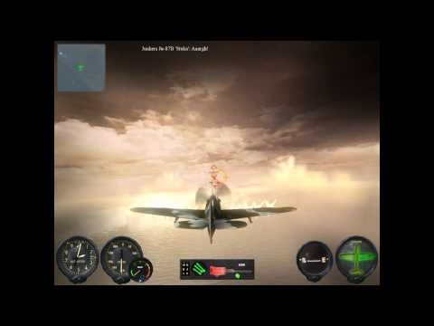 Let's Play Combat Wings: Battle Of Britain - Ep02 - Scuttle Das Boot!