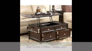 Top Coffee Tables with Storage