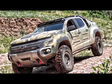 Army Tests Off-Road Hydrogen Fuel-Cell Truck • Colorado ZH2