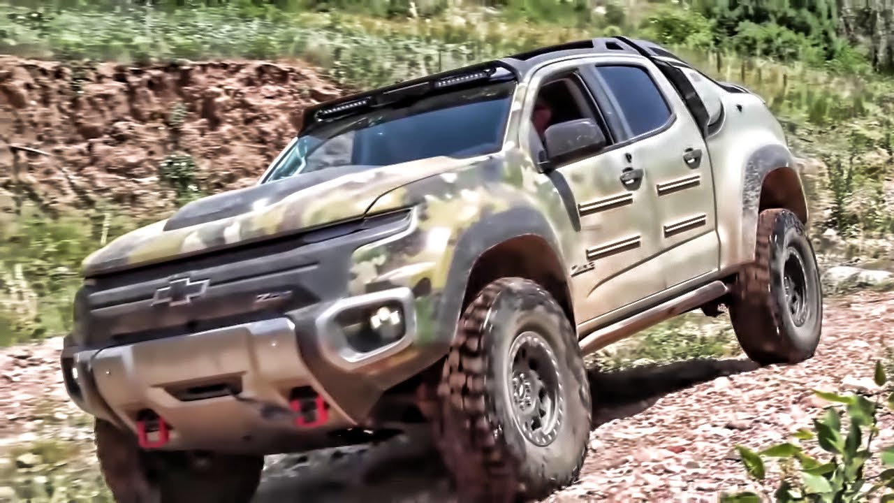 Army tests off road hydrogen fuel cell truck colorado zh2