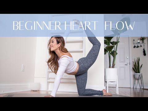 Beginner Heart Opening Flow