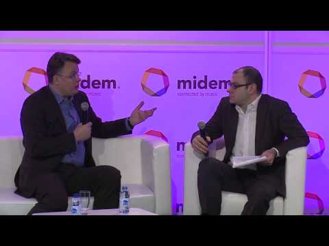 Conversation: Willard Ahdritz, Kobalt Music Group - Midem 2013 Mp3