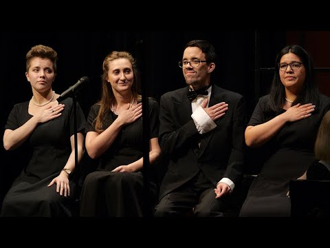 American River College Winter 2019 Choral Concert