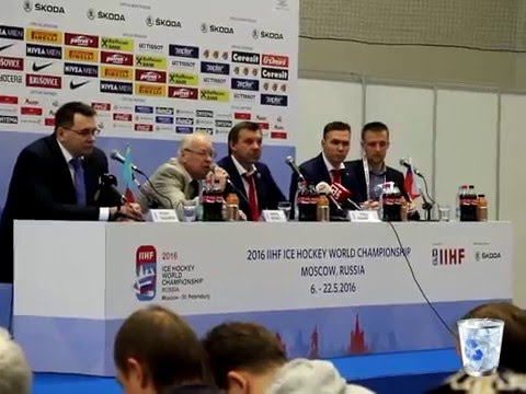 Kazakhstan - Russian Federation  |  Post-match Press Conference