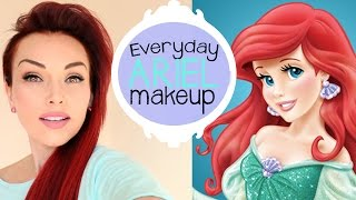 Everyday Ariel Makeup