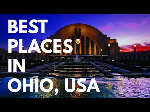 10 Best Travel Destinations in Ohio USA