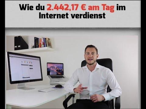 Verdienst Im Internet