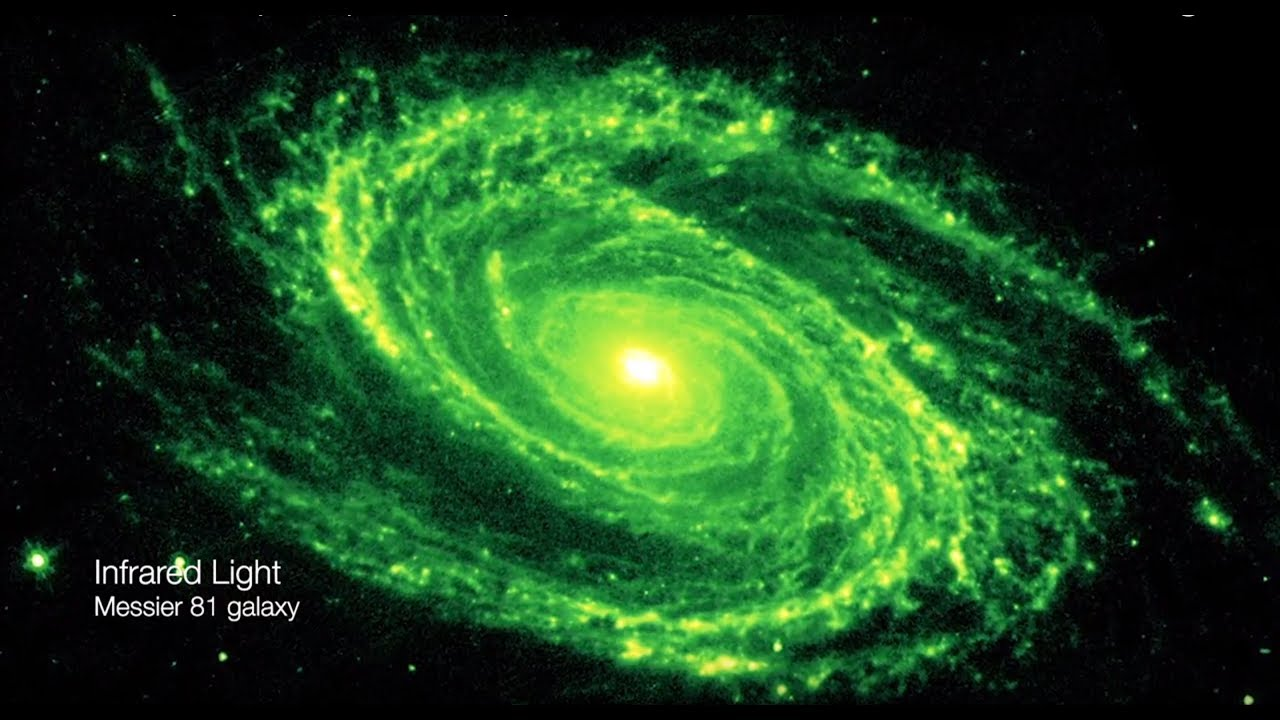 15 Years In Space: NASA's Spitzer Space Telescope