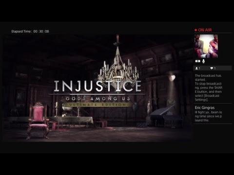 Zay vs loony injustice