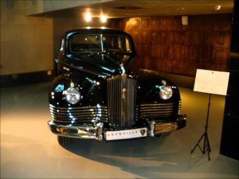 Moscow car museum Autoville (Автовилль)