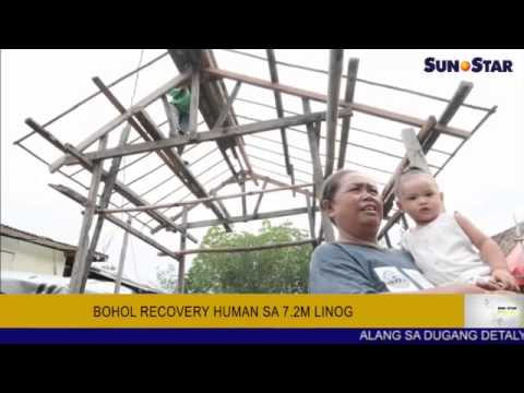 Bohol recovery human sa 7.2M linog
