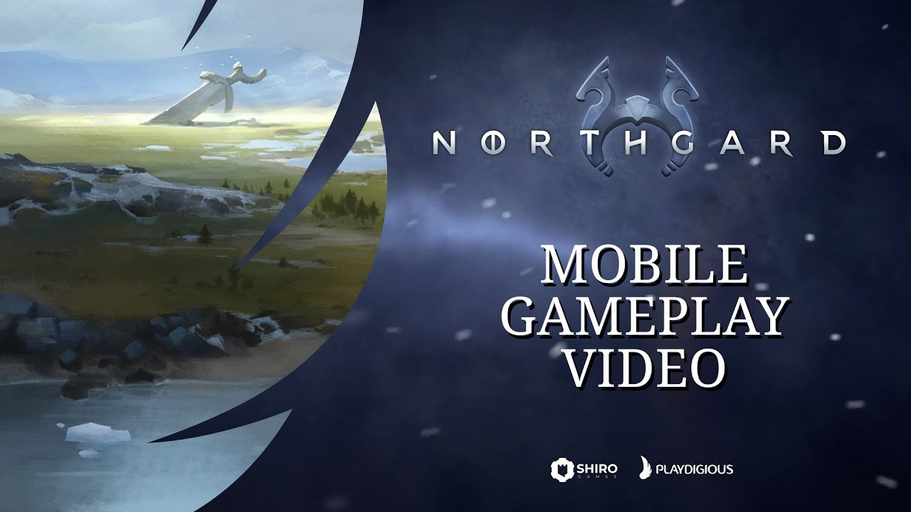 Northgard - Mobile Gameplay Video