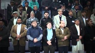 Jalsa Salana 2012 Germany - Ansarullah Ahmadiyya Islam Muslim (Urdu)