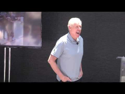 Boston Celtics Legend BILL WALTON - Winning Under Pressure