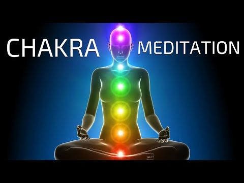 Balancing the Chakras | CHAKRA GUIDED MEDITATION | Chakra Cleanse | Activate the Chakras
