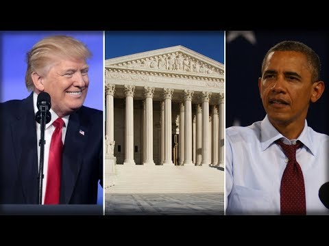 SUPREME COURT BACKS TRUMP IN NEW RULING, DELIVERS BLOW TO OBAMA-ERA INITIATIVE