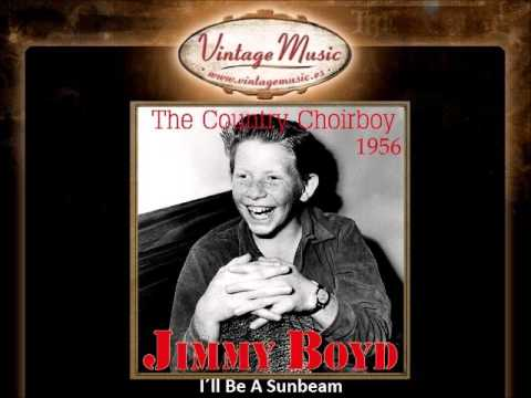 jimmy-boyd-cd-vintage-gospel-spiritual.the-country-choirboy-i'll-be-a-sunbeam