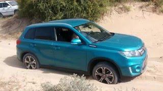 New Suzuki Vitara (2016) offroad test