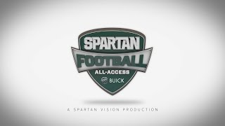 Repeat youtube video Spartan Football All-Access: