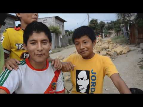 Community Center für ein Slumviertel in Guayaquil, Ecuador