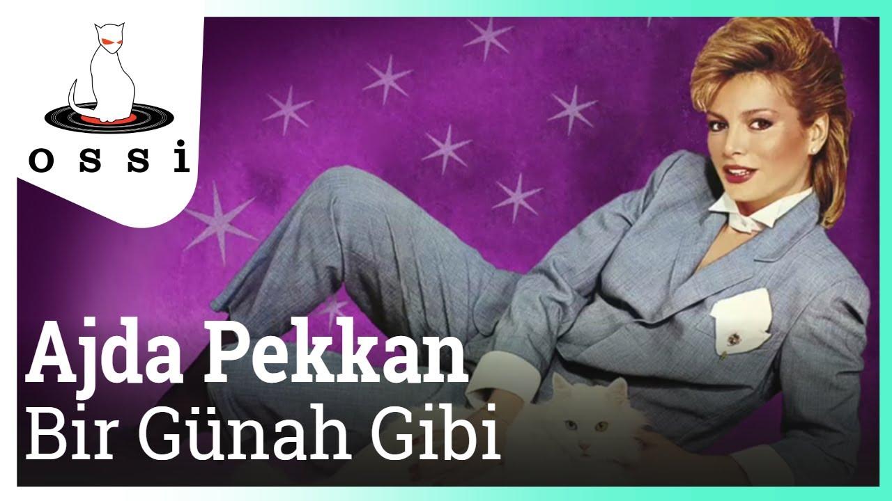 Ajda Pekkan - Bir Günah Gibi (Official Audio)