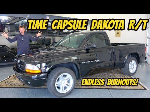 I Bought the Nicest Dodge Dakota R/T on Earth! (8,000 original mile TIME CAPSULE)