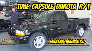 I Bought the Nicest Dodge Dakota R/T on Earth! (8,000 original mile TIME CAPSULE)