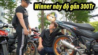 Modernizing the motorbike 150 CC with 15000 USD