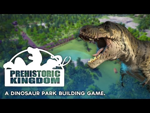 Prehistoric Kingdom - Kickstarter Launch Trailer