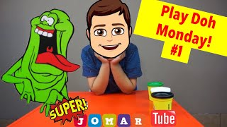 Gambar cover Super Playdoh Monday's! #1 - Super Jomar Tube