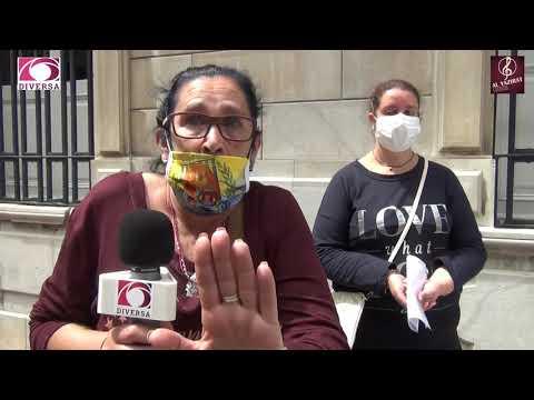 Vecinos de La Piñera reclaman soluciones para el estado de sus viviendas