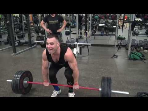 Jon North & Kyle Lee | Day 1 of Do Weightlifting 12 Week Program Cycle